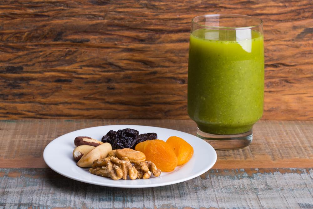 Un succo di Frutta e Verdura per dimagrire velocemente